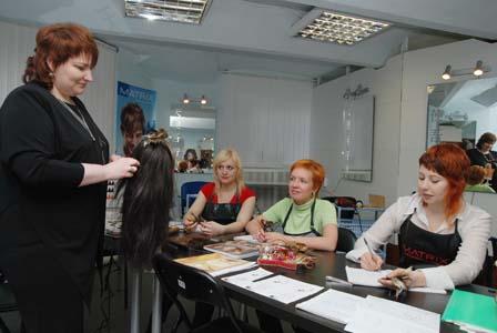 Школа мастер класс где можно научиться на парикмахера поделка #2